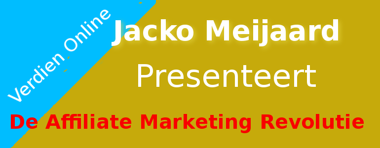 Video Cursus Affiliate Marketing